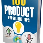 100 Product Pre-selling Tips (MRR eBook)