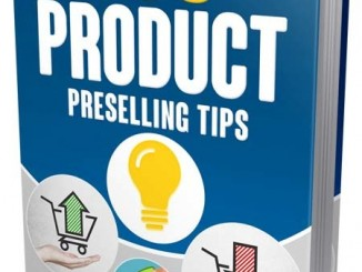 pre-selling tips