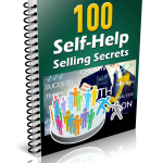 100 Self-Help Selling Secrets (MRR eBook)