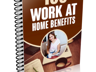 work at home benefits