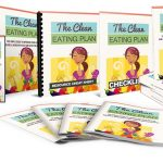 The Clean Eating Plan (MRR eBook)