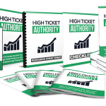 High Ticket Authority (MRR eBook)