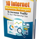 10 Strategies to Increase Traffic (MRR Report)