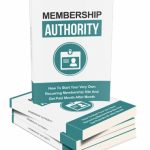 Membership Site Authority (MRR eBook)
