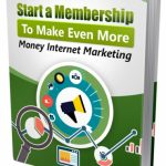 Start A Membership (MRR Report)