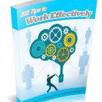 202 Work Effectively Tips (MRR eBook)