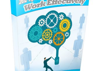 work effectively tips