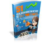 Social Media Marketing 51 Methods (MRR eBook)