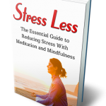 Stress Less Essential Guide (MRR eBook)