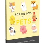 For The Love Of Pets (MRR eBook)
