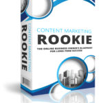 Content Marketing Rookie (PLR eBook)