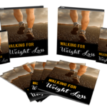Walking For The Weight Loss (MRR Package)