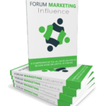 Forum Marketing Tactics Package (MRR)
