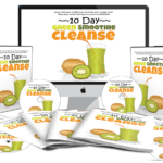 Green Smoothie Cleanse Pack (MRR)