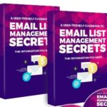 Email List Management Secrets (Unrestricted PLR eBook)