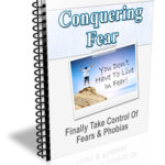 Conquering Fear Autoresponder (12 Issues)