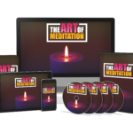 The Art Of Meditation Pack (MRR)