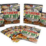 Ketogenic Diet 101 Pack (MRR)