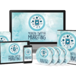 Modern Twitter Marketing Pack (MRR)