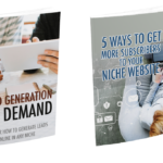 Lead Generation On Demand (MRR)