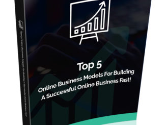 The Top 5 Online Business Models