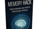 memory hack ebook
