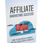 Affiliate Marketing Success (MRR)