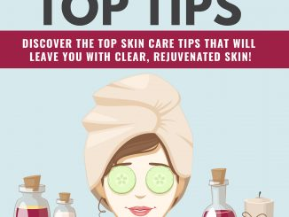 Natural Skin Care Tips