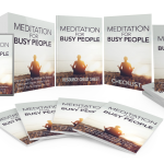 Meditation For Busy People (MRR)