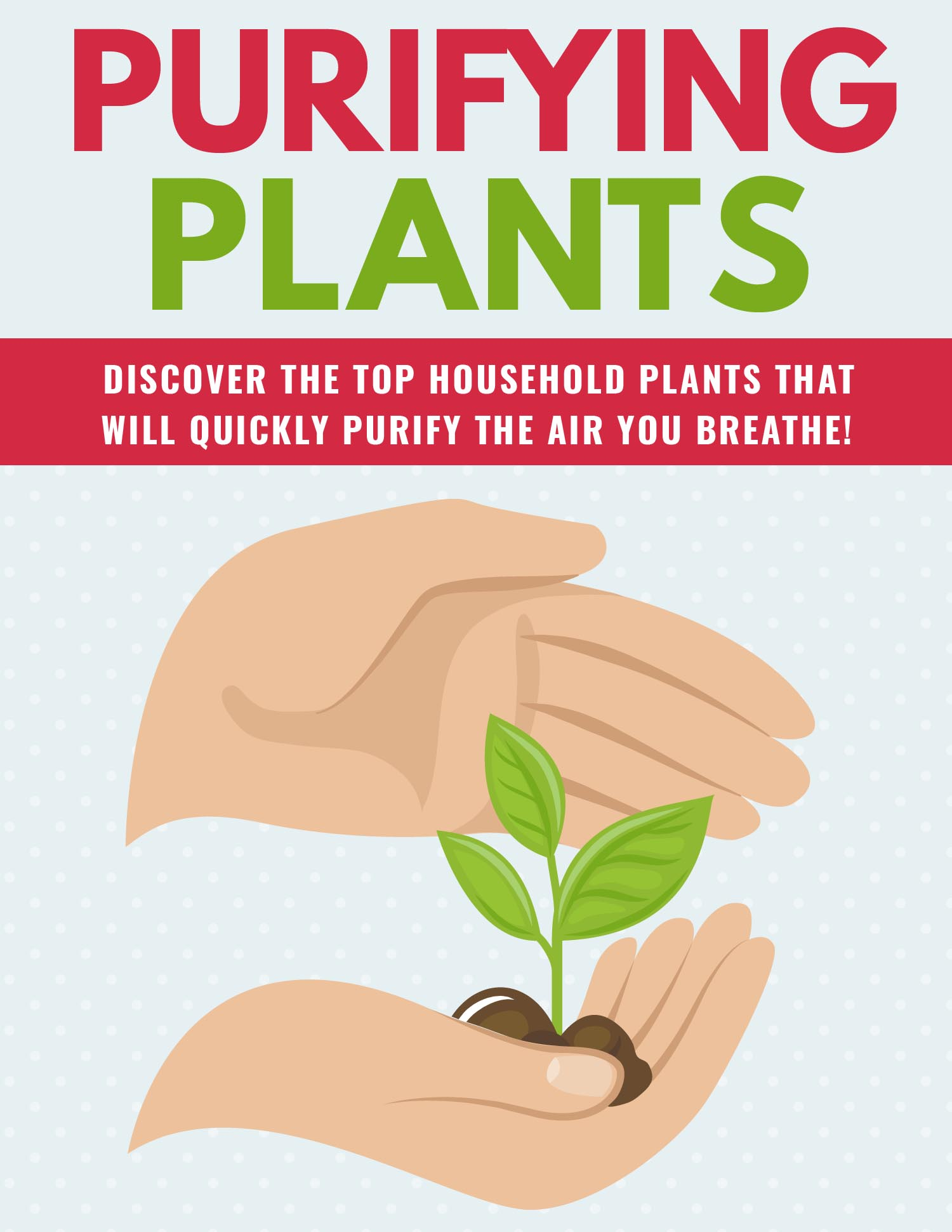 Purifying Plants