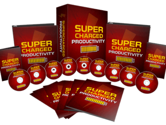 Supercharged Productivity